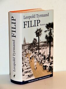 Leopold Tyrmand - Filip - gebunden