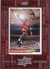 1999 Upper Deck Michael Jordan Athlete of the Century UD Remembers #2 Michael J