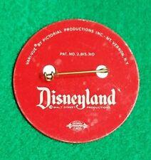 "Rare Disneyland ""The Beatles"" John, Paul, Ringo & George Vari Vue Flicker Button"