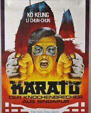 (A55) Gerollt - KARATO - Der Knochenbrecher aus Singapur - 1973