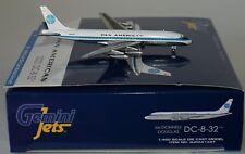 Gemini Jets GJPAA1337 Douglas DC-8-32 Pan Am American N801PA in 1:400 scale