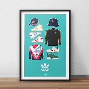 Adidas 70th Anniversary Print 4 of 7 - 1980's