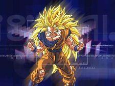POSTER DRAGON BALL DRAGONBALL Z GT KAI GOKU VEGETA GOHAN JUNIOR MANGA ANIME #2