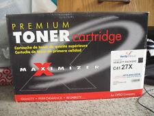 HP 27X  Black Toner Cartridge by Maximizer/Verity Group