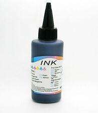 528 1 x Recarga de Tinta Universal 100 ml para Impresora de Inyección Negro