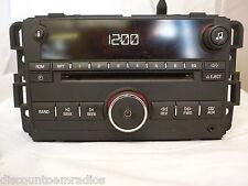 07 08 Suzuki Grand Vitara XL7 Am Fm Radio Cd Player 15211251 BULK 111