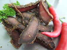 250g Chilly German-Beef-Jerky (Biltong,Steak Bites, Charqui, Pemmikan) 43,96 €/K
