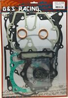 G&S Complete Gasket Kit Set Top And Bottom End HONDA HONDA XR600R 1988-2000