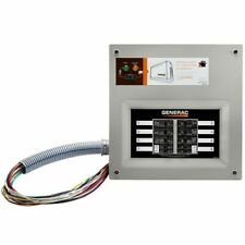 Generac 9854 - 50-Amp HomeLink™ Upgradeable Pre-Wired Manual Transfer S.