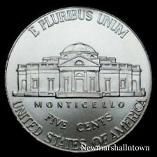 1968 D Jefferson Nickel ~ Uncirculated U.S. Coin from Bank Roll