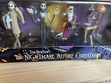 Nib Nightmare Before Christmas N-161 Figure Set (A) Jack Figure Jun Planning