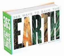 Philippe Bourseiller - 365 Ways To Save The Earth (2008) - NEW