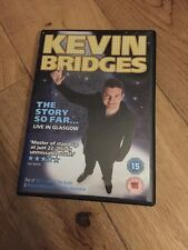 Kevin Bridges The Story So Far ... Live In Glasgow Dvd
