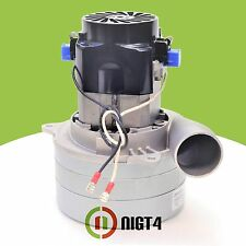 New Ametek Lamb Motor 116765-00 Central Vacuum 1580 1590 Electrolux