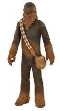 Star Wars Chewbacca Disney Jakks Pacific Figure Movie Guerre Stellari 45cm