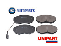 For Citroen - Relay 244 W140 2002-2007 Front Brake Pad Set Unipart