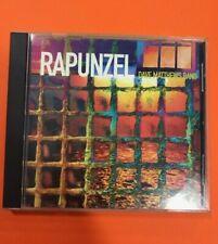RARE Dave Matthews Band RAPUNZEL CD Single Promo Hard to Find!