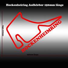 Hockenheimring Hockenheim Tuning DTM Formel 1 Motorsport Sticker Aufkleber