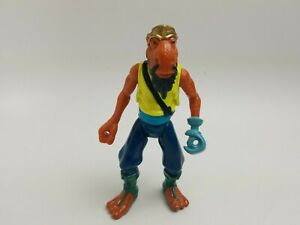 Vintage 1990 Hanna Barbera - The Pirates Of Dark Water - Joat Action Figure Toy