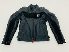 GIUBBOTTO IN PELLE DONNA LADY JACKET DUCATI COMPANY C2 TG. 40 cod. 981032440C