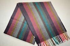 Paul Smith Mens Cashmere Fading Stripe Scarf Brand NewRRP £175