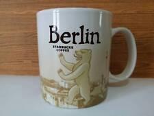 Starbucks Mug Berlin  Germany Global Icon Series  16 Oz  Coffee Cup 2016