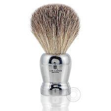 Vie-Long 16403 Gris Punta Brocha de afeitar de tejón
