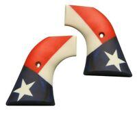 Texas Flag Custom Ruger Revolver Grips Vaquero Blackhawk Wrangler