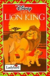 Disney - Lion King - Ladybird Hardback Book The Cheap Fast Free Post