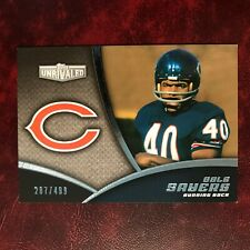 2010 Topps Set GALE SAYERS Unrivaled SERIAL Insert #287/499 BEARS ** MINT **