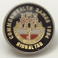 Olympic Commonwealth Games 1994 Gibraltar Pin F951