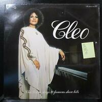 Cleo Laine - Sings 20 Famous Show Hits sealed LP 1978 UK Arcade ADE P37