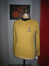Uniform STAR TREK Classic Kirk - Replica  Size L - Top Qualität Filmwelt-Berlin