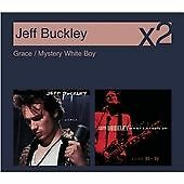 JEFF BUCKLEY  Mystery White Boy / Grace DOUBLE CD ALBUM  NEW - STILL SEALED