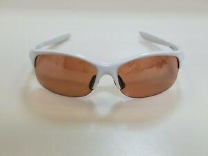 Oakley Womens Commit SQ Polished White w/G30 Black Iridium Sunglasses 03-784