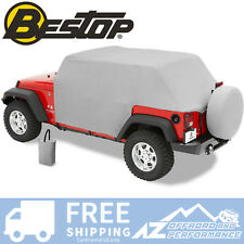 Bestop All Weather Trail Cover - Charcoal fits 04-06 Jeep Wrangler LJ 81038-09