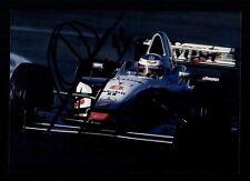 Mika Häkkinen Foto Original Signiert Formel 1 Weltmeister +G 18459