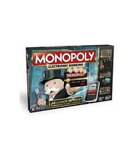 Hasbro Monopoly Banco Electrónico Juego de Mesa - Multicolor (B6677105)