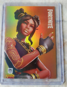 Trading Cards FORTNITE Serie 1 HOLO: LUXE # 300, Legendary Outfit