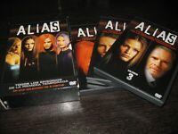 Alias DVD La Prima Stagione Completa, Collezione De 6 Dischi