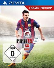 Fifa 15 - Legacy Edition Psv Psvita Playstation Vita Nuovo + Conf. Orig.