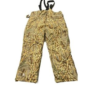 NWT Columbia Delta Hunting Camo Waterproof Bib Overalls Men's 3X - No Size Tag