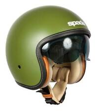 Spada Raze Moto Motorbike Motorcycle Open Face Helmet | All Sizes