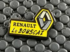 PINS PIN BADGE CAR RENAULT LE BOUSCAI