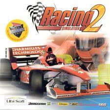 Sega Dreamcast Spiel - Racing Simulation 2 (mit OVP) (PAL)