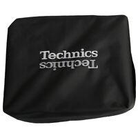 DMC & Technics - Limited Edition Logo Deck Cover Black / Grey / Grey