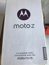 Motorola Moto Z (Latest Model) - 64GB - Black/Lunar Grey (Unlocked) Smartphone