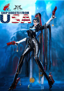 YMTOYS X ACMETOYS JZ01 1/6 Scale Bayonetta Movable Collectible Action Figure USA