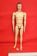 DID 1:6TH SCALE WW2  US ARMY 2ND ARMORED DIVISION SPECIAL ED NUDE FIGURE DONALD