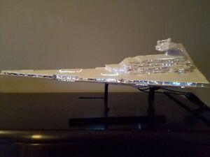 LED lighting kit for Bandai 1/5000 Imperial Star Destroyer(model not included)